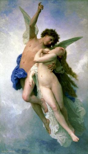 """""""Psyche et L'Amour"""""""