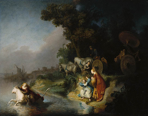 """""""The Abduction of Europa"""""""