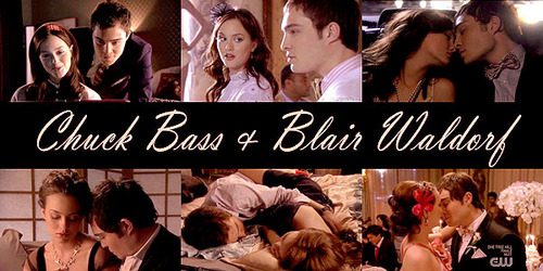1. Chuck & Blair - blair-and-chuck Fan Art