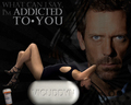 Addicted - house-md wallpaper
