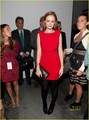 Alexis Bledel@NY Fashion Week on September 13