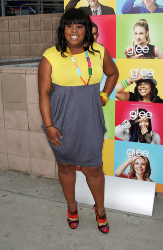 Amber Riley (Mercedes)