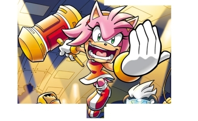 Amy Rose (Archie)
