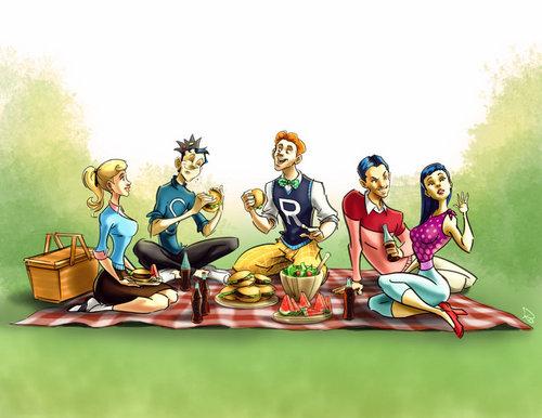 Archie & フレンズ