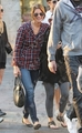 Ashley Greene at The Grove  - twilight-series photo