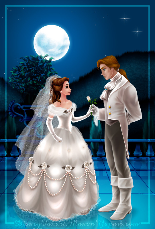 Belle and Adam's wedding dance