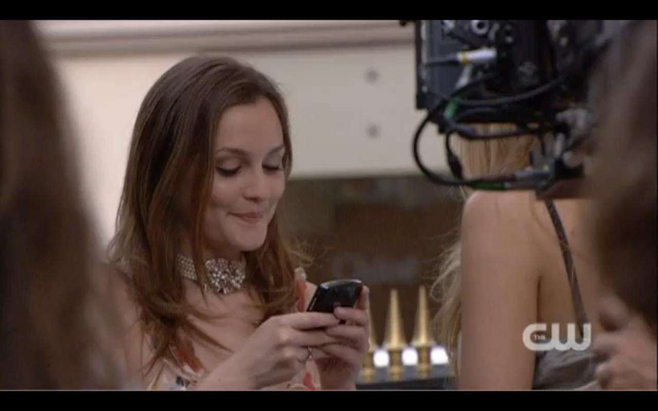 Blair Waldorf in season 4