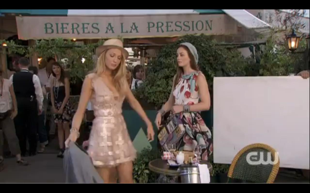 Blair and Serena in season 4 - serena-and-blair photo