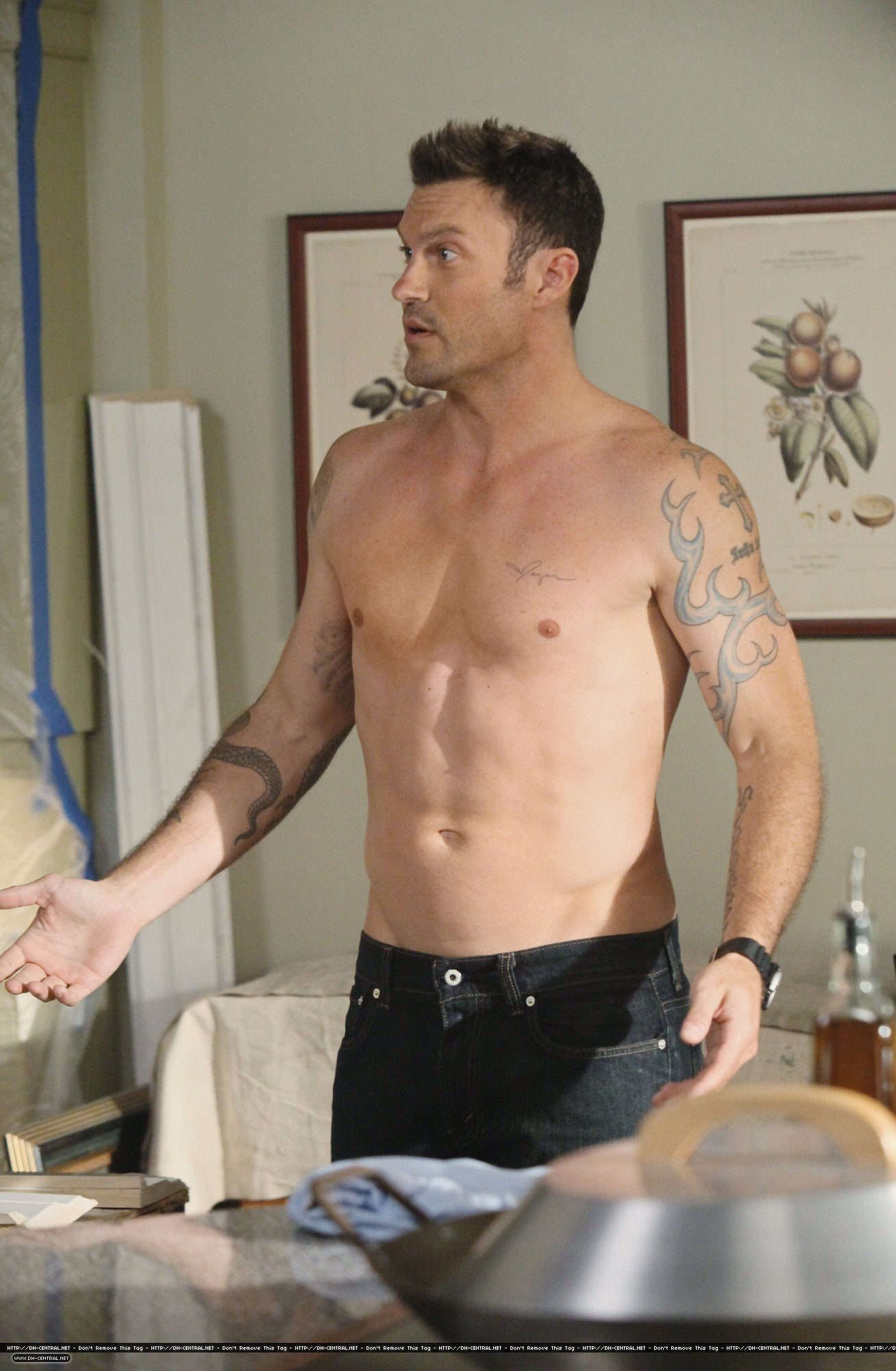 Brian Austin Green Brian on Desperate Housewives 7x02