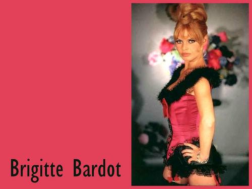 ブリジット・バルドー 壁紙 possibly containing a portrait entitled Brigitte Bardot
