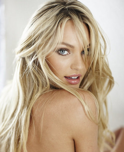 Candice Swanepoel wallpaper containing attractiveness, a portrait, and skin called Candice