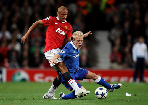 Champions League - Manchester United v Rangers (September 14)