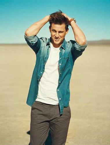Channing Tatum as Ian