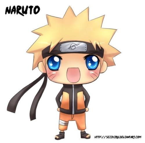 Chibi 나루토 Characters