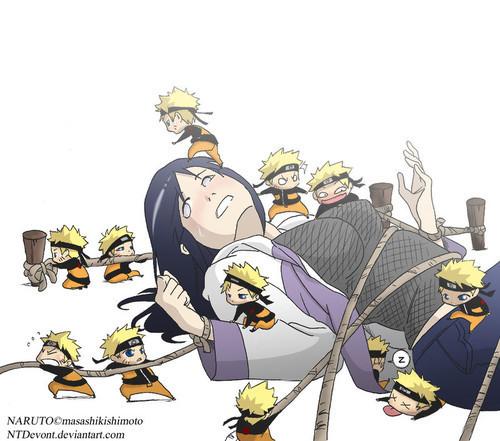 Naruto Shippuden Characters Chibi