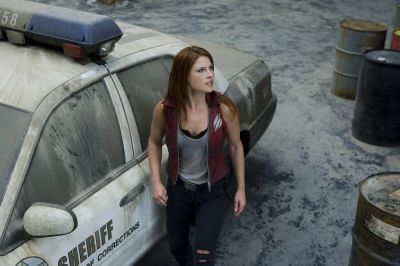 Claire Redfield promo picture