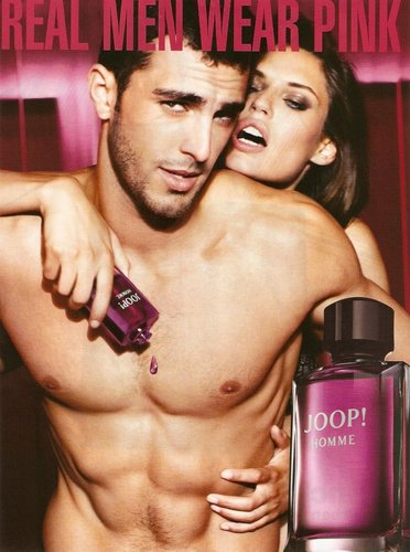 Clint Mauro_Joop Homme Fragrance F/W 10 - clint-mauro Photo