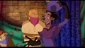 Clopin Changing Clothes - clopin-trouillefou screencap