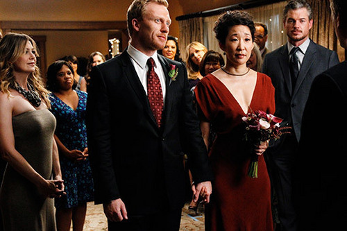 Cristina & Owen Wedding (S7 Premiere)