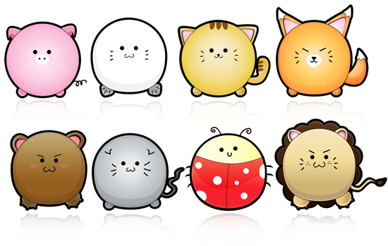 Cute chibi