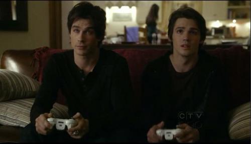 Damon & Jeremy
