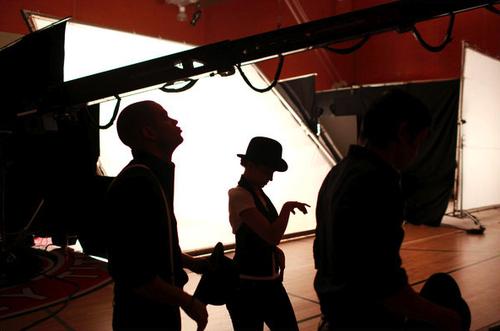 Dark behind the scenes