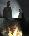 Dean &amp; Adam/Michael&lt;3 - winchester-girls fan art
