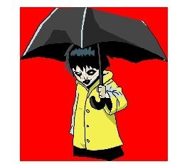 Rain in Hell Dude