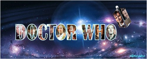 Doctor Who Banner
