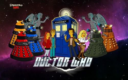 Doctor Who वॉलपेपर