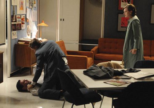 Don Draper - The Suitcase - 4.07