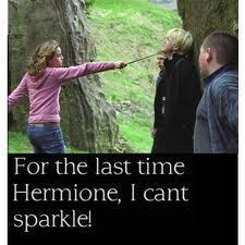 Draco is not a sparklepire