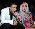 Drake and Lady GaGa