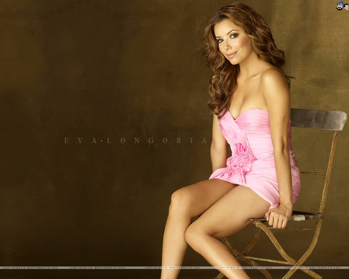 Eva Longoria wallpaper probably containing a leotard, a maillot, and a swimsuit entitled Eva Longoria