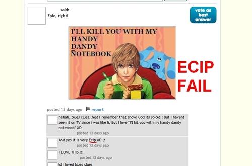 Ecip fail...?