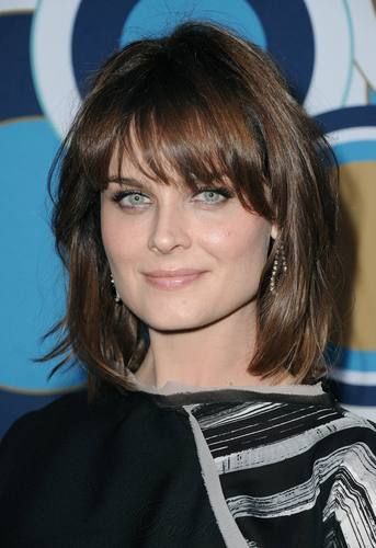 Emily Deschanel - HQ Обои Of The лиса, фокс Fall Party