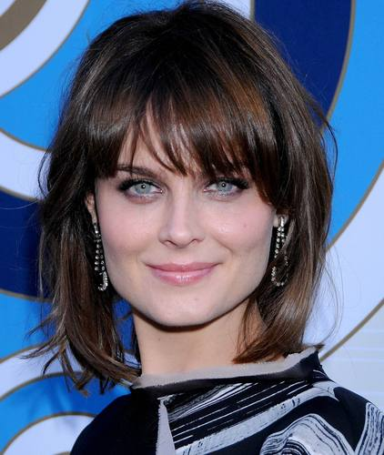 Emily Deschanel - HQ images Of The renard Fall Party