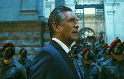 Eric Roberts in The Expendables