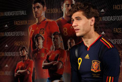Fernando Llorente for adidas