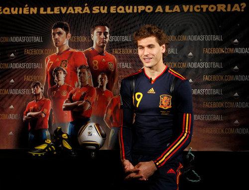 Fernando Llorente wallpaper called Fernando Llorente for adidas
