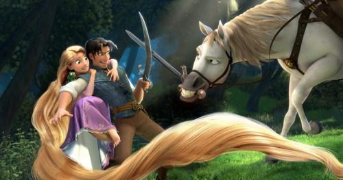 Flynn and Rapunzel :)