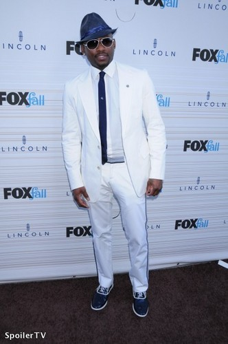 Fox's Fall Eco-Casino Party 2010 [September 13, 2010] - omar-epps Photo