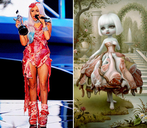 GaGa's Outfit <3