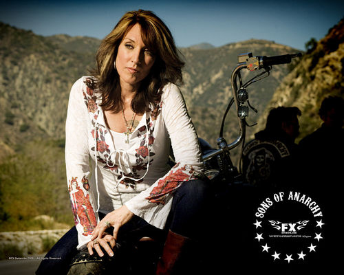 Gemma Teller Morrow 바탕화면 called Gemma Teller Morrow