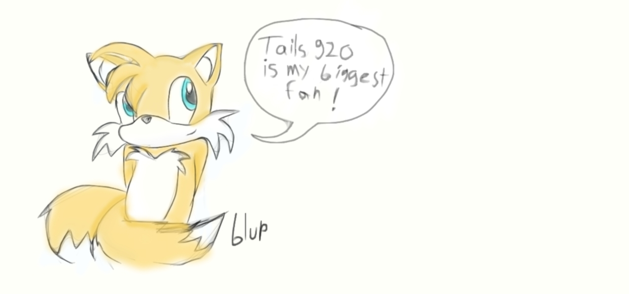 Gift to Tails920 From: blup