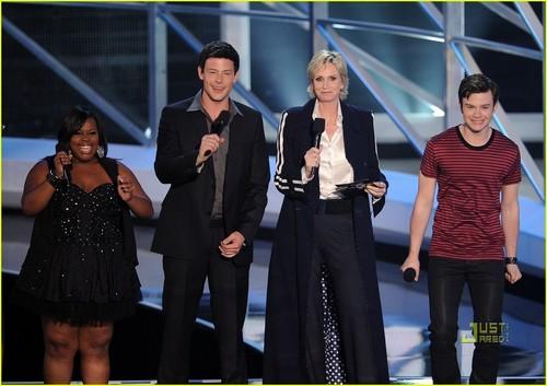 Glee Cast - MTV VMAs 2010 Presenters!