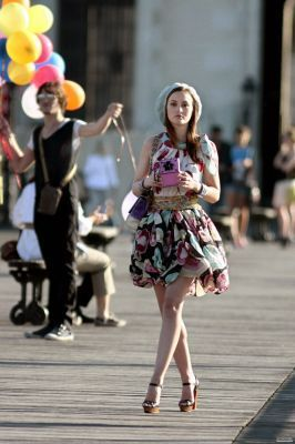 Gossip Girl zaidi 4x01 Belles de Jour stills