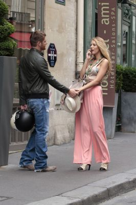 Gossip Girl more 4x01 Belles de Jour stills
