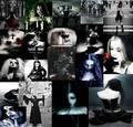 Goth Icons Mix - gothic photo