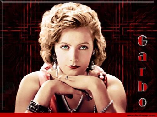 Greta Garbo wallpaper possibly with a portrait called Greta Garbo